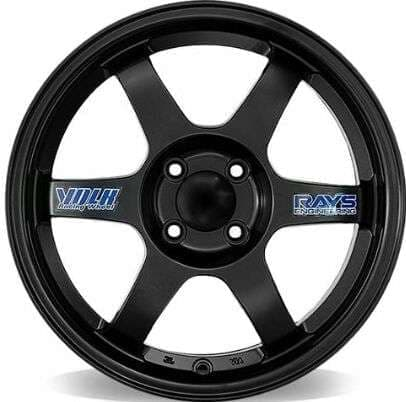 Rays Racing TE37 Ring 15 PCD 4X100